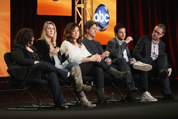 David Caspe 2012 Winter TCA Tour - Day 7