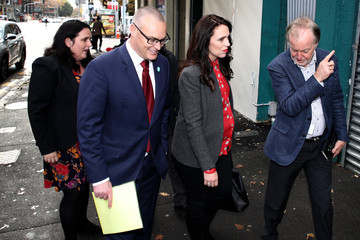 David Clark Prime Minister Jacinda Ardern Auckland City Mission Announcement