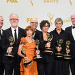 David Coatsworth 67th Annual Primetime Emmy Awards - Press Room