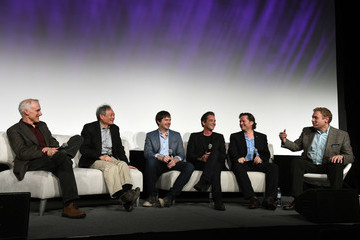 David Cohen Ang Lee Addresses NAB Show's Future of Cinema Conference