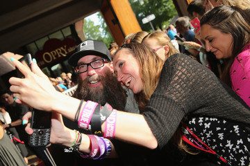 David Crowder 4th Annual KLOVE Fan Awards at the Grand Ole Opry House - Arrivals