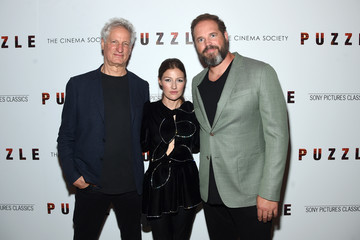 David Denman Marc Turtletaub 'Puzzle' New York Screening