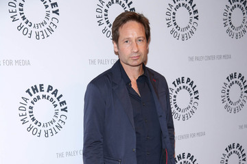 "David Duchovny Paley Center For Media Presents:""The Truth Is Here: David Duchovny And Gillian Anderson On The X-Files"""
