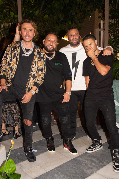 Haute Living Celebrate David Grutman Cover Party At Swan With Absolut Elyx