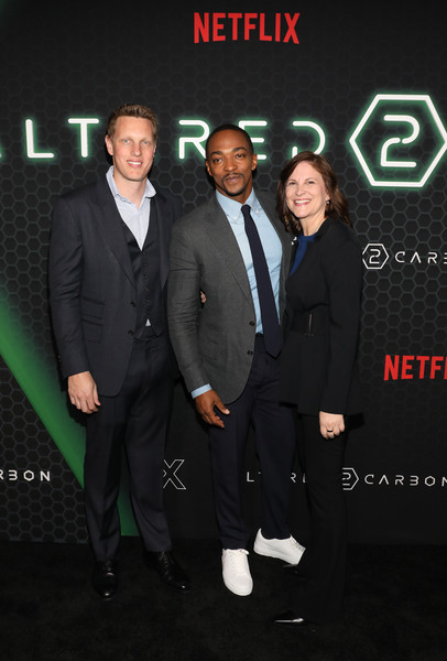 """""""Altered Carbon"""" Season 2 Fan Event and Reception"""