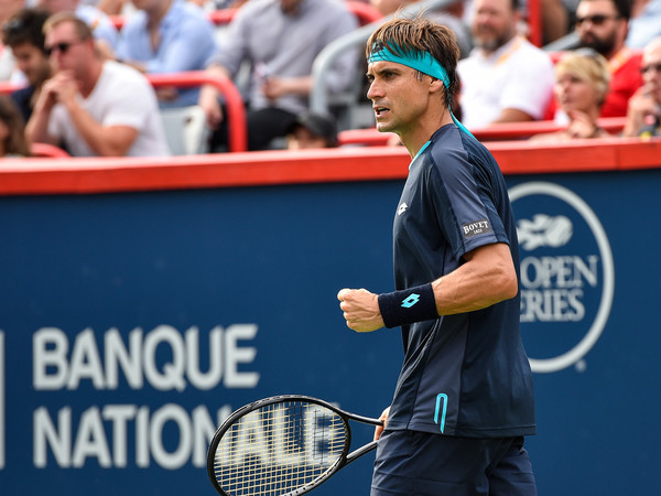David Ferrer Turns Back The Clock And Surprises Thiem