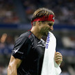 David Ferrer 2018 US Open - Day 1