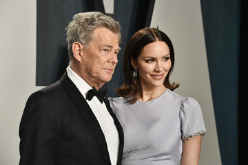 David Foster 2020 Vanity Fair Oscar Party Hosted By Radhika Jones - Arrivals