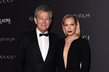 David Foster LACMA 2015 Art+Film Gala Honoring James Turrell and Alejandro G Inarritu, Presented by Gucci - Red Carpet