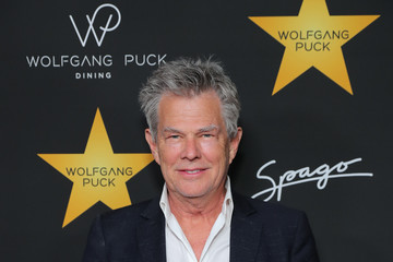 David Foster Gelila Assefa Puck Hosts Celebration in Honor of Wolfgang Puck Receiving a Star on the Hollywood Walk of Fame - Arrivals
