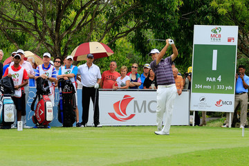 David Frost MCB Tour Championship - Day One