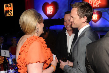 "David Furnish Neil Patrick Harris 20th Annual Race To Erase MS Gala ""Love To Erase MS"" - Dinner And Show"