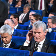 David Gill Final Draw for the 2018 FIFA World Cup Russia