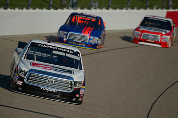 David Gilliland NASCAR Camping World Truck Series M&M's 200 Presented By Casey's General Store 200