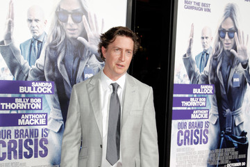 David Gordon Green Premiere of Warner Bros. Pictures' 'Our Brand Is Crisis' - Arrivals