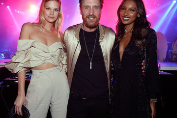 David Guetta Perrier-Jouet Hosts Intrigue Nightclub One-Year Anniversary Party At Wynn Las Vegas
