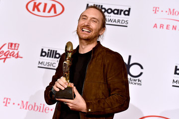 David Guetta 2016 Billboard Music Awards - Press Room