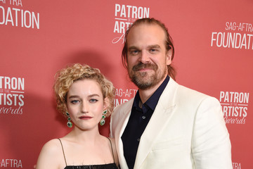 David Harbour SAG-AFTRA Foundation's 4th Annual Patron Of The Artists Awards - Inside