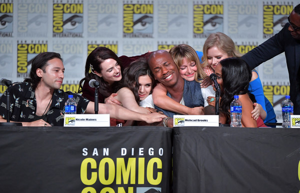2019 Comic-Con International - 'Supergirl' Special Video Presentation And Q&A