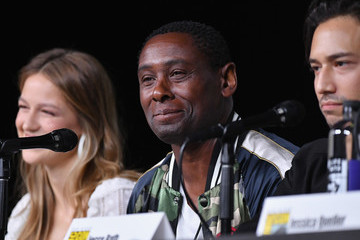 David Harewood Comic-Con International 2018 - 'Supergirl' Special Video Presentation And Q&A