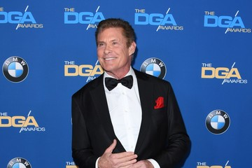 David Hasselhoff 69th Annual Directors Guild of America Awards - Arrivals