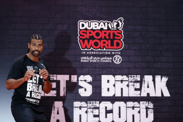 David Haye David Haye World Record Attempt for the World's Largest Boxing Lesson