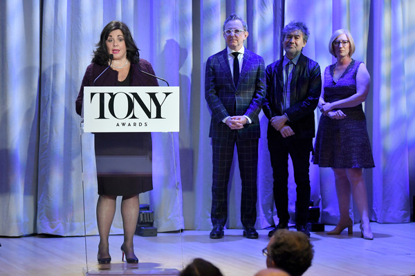 2018 Tony Awards Nominations Announcement [performance,event,fashion,talent show,award ceremony,stage,performing arts,award,competition,fashion design,charlotte st. martin,tony awards,the new york public library for the performing arts,new york city,nominations announcement,tony awards nominations announcement]