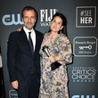 David Heyman 25th Annual Critics' Choice Awards - Press Room