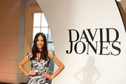 David Jones Collection Launch Rehearsal