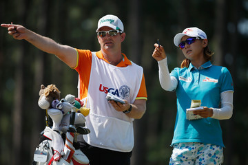 David Jones US Women's Open: Round 2