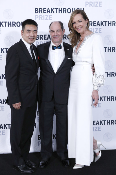 2020 Breakthrough Prize - Backstage