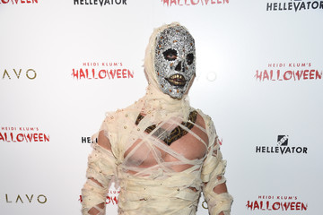 David Kirsch Heidi Klum's 16th Annual Halloween Party sponsored by GSN's Hellevator and SVEDKA Vodka At LAVO New York - Arrivals