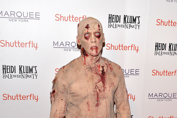 David Kirsch Celebs at Heidi Klum's Annual Halloween Party