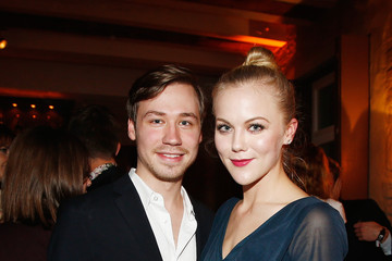 David Kross Arrivals at the GQ Fashion Cocktail