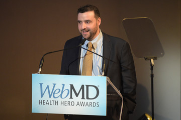 David Krumholtz WebMD Health Heroes Awards