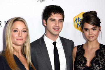 David Lambert Maia Mitchell The Paley Center For Media's Annual Los Angeles Gala, Celebrating Television's Impact On LGBT Equality