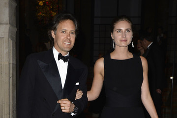 David Lauren Ralph Lauren Hosts a Show and Dinner