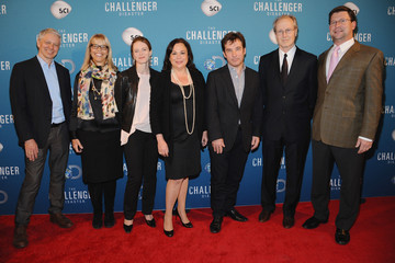 David Leavy Debbie Myers 'The Challenger Disaster' Premieres in NYC