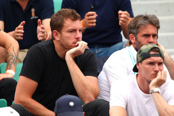 David Lee 2018 French Open - Day Two