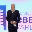 David Letterman The 22nd Annual Webby Awards - Inside