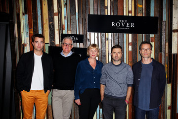 David Linde David Michod 'The Rover' Photo Call in Sydney