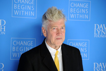 David Lynch 'Change Begins Within' Benefit Gala in NYC