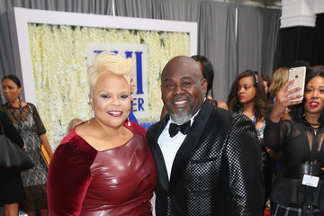 David Mann FIJI Water At The 59th Annual GRAMMY Awards