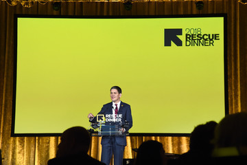 David Miliband IRC Hosts The 2018 Rescue Dinner - Inside
