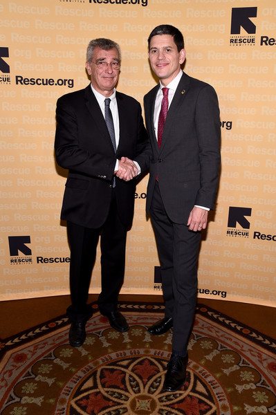 International Rescue Committee Hosts the 2016 Rescue Dinner - Arrivals
