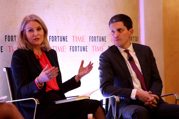 David Miliband Fortune + Time Global Forum 2016