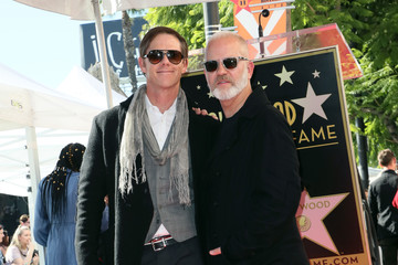 David Miller Ryan Murphy Honored With Star On The Hollywood Walk Of Fame