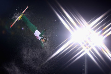 David Morris FIS Freestyle World Cup - Previews