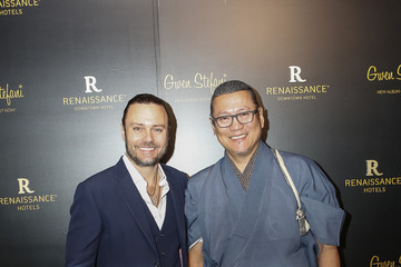 David Myers Opening of the Renaissance Downtown Hotel in Dubai