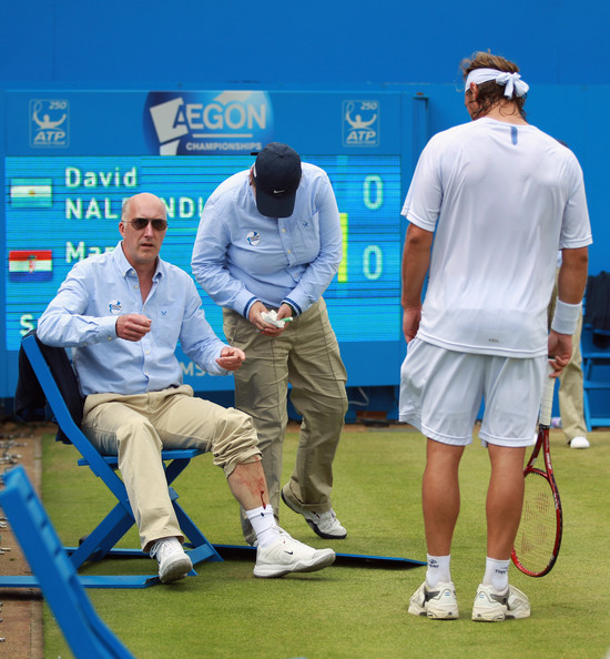 David Nalbandian Defaulted From 2012 Queens Club Final ...